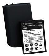Pantech Breakout Extended Battery