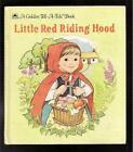 Little Red Riding Hood Golden Book
