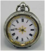 Key Wind Pocket Watch