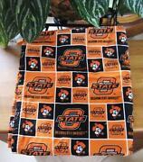 Ohio State Fabric