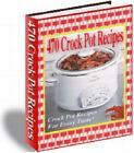 Crock Pot Recipe Book