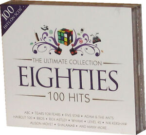Ultimate-Eighties-5-CD-set-of-80s-1980s-Original-Music