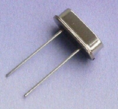 Low Profile 20mhz Crystal Resonator - Lot Of 100