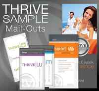 thrive Premium Lifestyle 3-day Mini pack SAMPLES