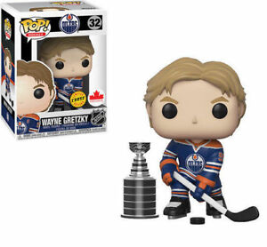 Wayne Gretzky (Stanley Cup) Chase Funko Pop at JJ Sports!