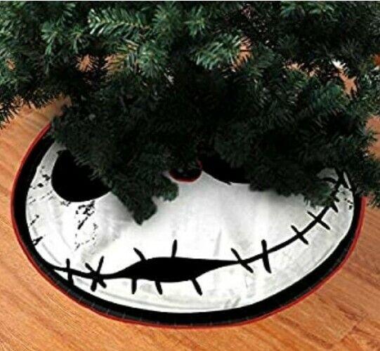 Nightmare Before Christmas Tree Skirt