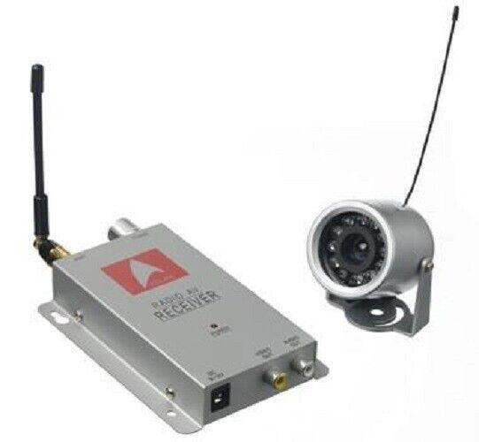 NTSC Night Vision Wireless Weatherproof Security CCTV Camera