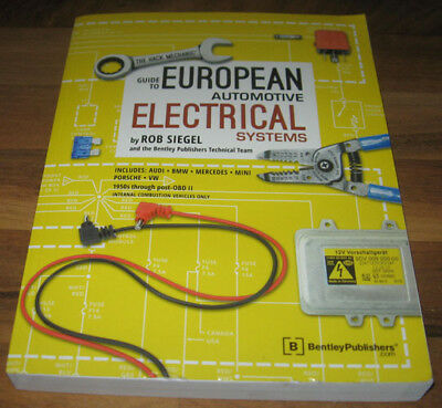 HACK EUROPEAN AUTOMOTIVE ELECTRICAL Guide/Manual_AUDI BMW MERCEDES PORSCHE VW +