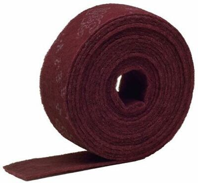 3M Non-Woven Fabric Abrasive Cloth Roll, 10m x 125mm