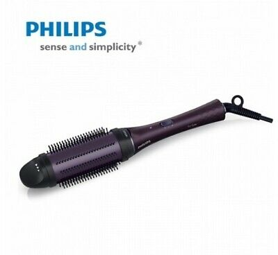 Philips HP8634/00 Pro Care Heated Styling Curling Brush 220V Wave Hair_rmga