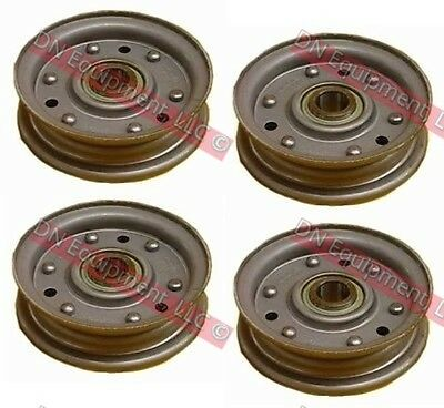 King Kutter Idler Pulley Pack Of 4 For 4 5 And 6 Rfm Series Finish Mowers