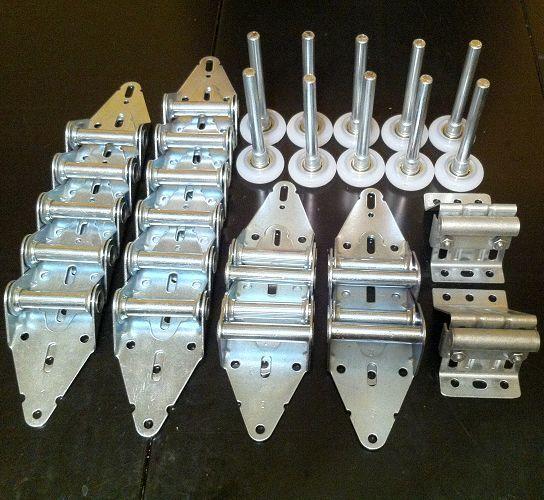 garage door hardware kit 16x7 or 18x7