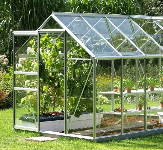 CLEAR Acrylic & Polycarbonate Shed Greenhouse Windows