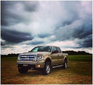 """Rough Country - Suspension lift (lift kit) 2.5"""" Ford F150"""