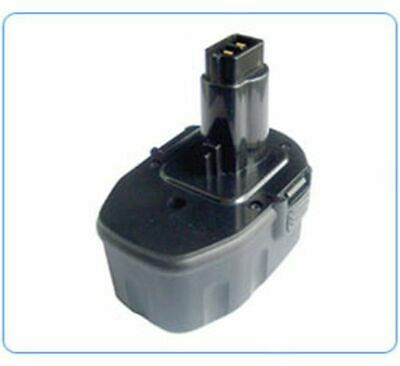 REPLACEMENT BATTERY FOR BLACK & DECKER CHT500 14.4V HEDGE TRIMMER CORDLESS (Black And Decker Cordless Hedge Trimmer Replacement Battery)