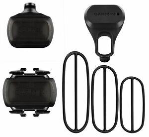 NEW Garmin Bike Speed Sensor & Cadence Sensor 010-12104-00
