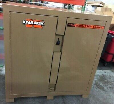 Knaack Jobsite Storage Cabinet 112