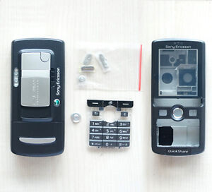 New Black Full Housing Sony ERICSSON K750 K750i+Tool