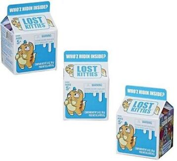 Hasbro speelset Lost kitties E Comm Bundie 3 delig