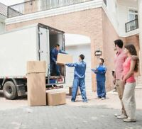 Last Minute Movers Fully insured From $65/hr Call 905 794 9955