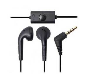 Genuine LG SGEY 0003744 3.5 mm Stereo Headset Handsfree for LG Mobile Phones