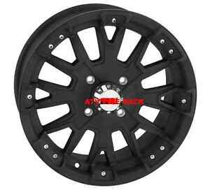 "Scoville Boss 14"" ATV Wheels Rims Set Of 4 - ATV TIRE RACK"