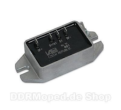 Elektronischer Spannungsregler R81 6V Ersatz f. mechnischer Regler VAPE