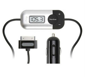 Griffin-iTrip-Auto-FM-Transmitter-Car-Charger-for-iPod-iPhone-4S-Dock-Connector