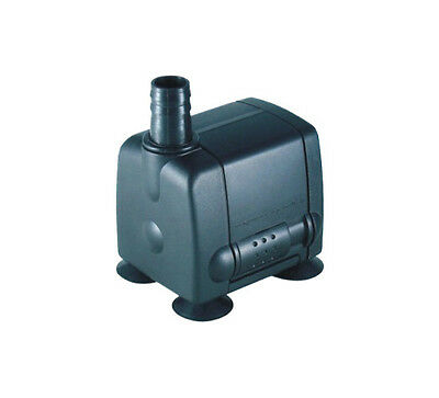 160 GPH Submersible Pump Aquarium Fish Tank Powerhead Fountain Water Hydroponic