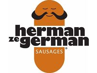 Herman is looking for fun people to join the team.Waitress,KP & supervisor positions available.