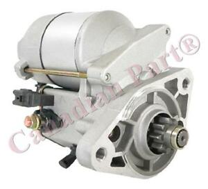 New DENSO Starter for LEXUS GS300,IS300 1998-2005 SND0252
