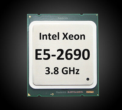 Intel Xeon E5-2690   8x 2.9 - 3.8 GHz   2011 (R) CM8062101122501 (BX80621E52690) online kaufen