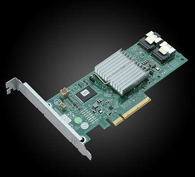 Dell PowerEdge RAID-Controller PERC H310 (03POR3, 6T7WV) SATA+SAS+SSD, 405-12172