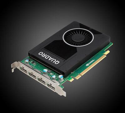 Nvidia Quadro M2000, 4gb Gddr5, 4x Displayport (Pny Vcqm2000-pb), 3536403348441