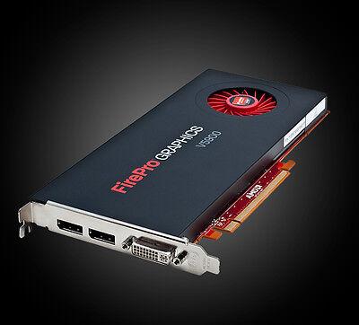 AMD FirePro V5900, 2GB GDDR5, DVI, 2x DisplayPort (100-505648)