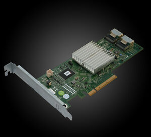 LSI MegaRAID SAS 9240-8i Kit 6 Gbps | Dell PowerEdge RAID-Controller (PERC) H310