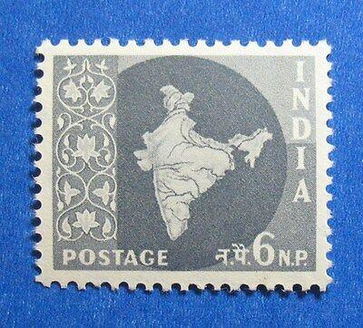 1957 INDIA 6NP SCOTT# 279 S.G.# 379 UNUSED NH       CS11609