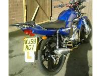 2009 Yamaha YBR 125
