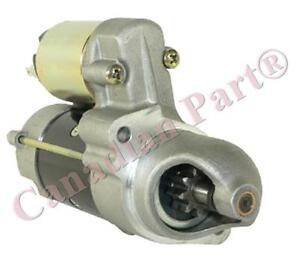New HITACHI Starter for KAWASAKI Various Models All SHI0152