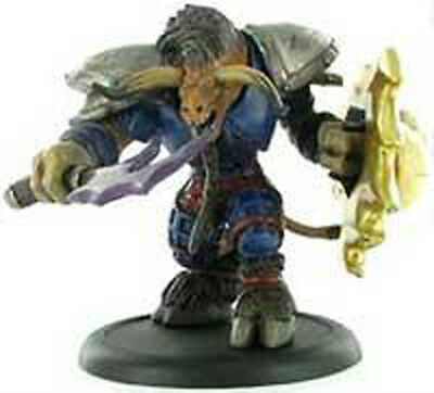 WOW WARCRAFT MINIATURES CORE MINI : ALAMAR IRONHOOF