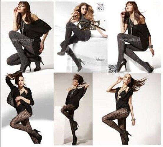 günstige Damen Strumpfhose mit Muster,Thermostrumpfhose,Lochmuster,Baumwolle