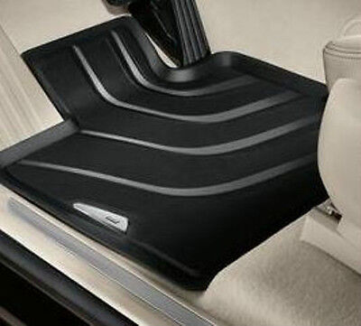 BMW X3 f25 2011-2015 Black All Weather rubber Mats set of 4