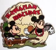 Disney Hawaiian Pins