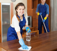 Experienced office cleaners 2-3 years min, Wed and Sat or Sun