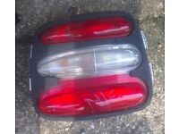 Fiat Brava N/S Rear Light (2001)