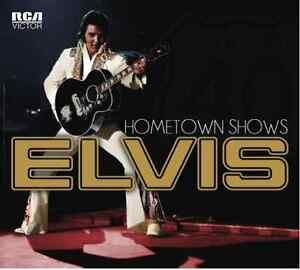 Elvis Presley -The Hometown Shows - 2x FTD CD - Pre Order For End Of Aug 2016