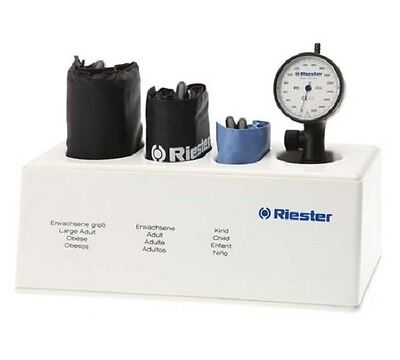New Riester 1260 R1 Shock-proof Blood Pressure Aneroid With Storage Box