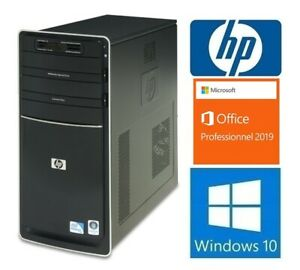 Desktop HP P6133f: Quad cores 3.0GHZ, 8GB RAM, 500GB HD: 140$