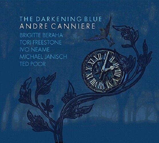 ANDRE/DARKENING BLUE,THE CANNIERE - THE DARKENING BLUE   CD NEU