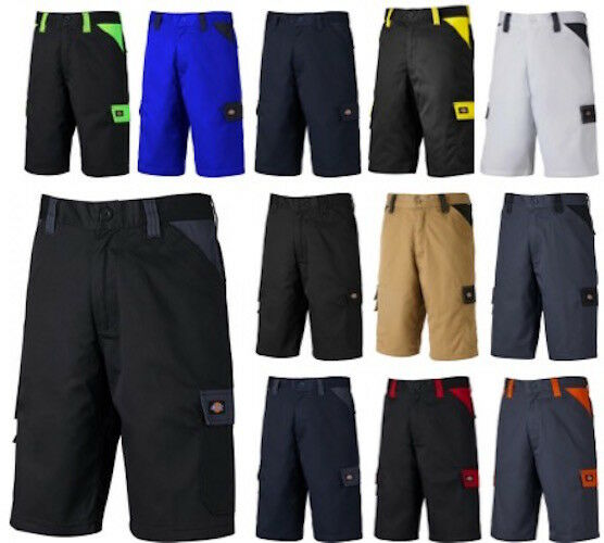 Dickies Mens Everyday Cargo Combat Work Shorts Various Sizes